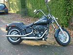 Harley FXSTBi 2007