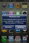 network lost