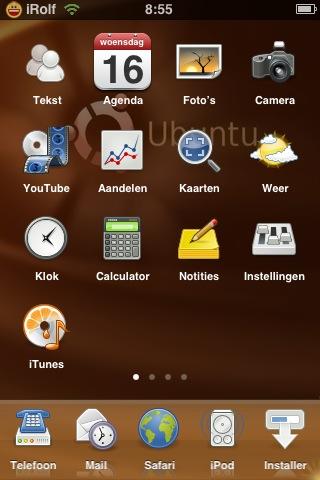 iRolf 5 icon dock op 2G 1.1.4